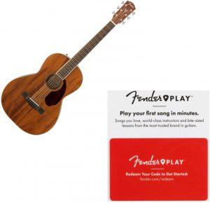 Acdos Cutaway Acoustic Guitar
