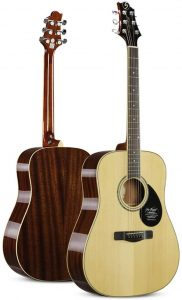 Acdos Full Acoustic Guitar