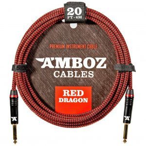 Amazon Cables Red Dragon