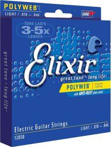 Elixir With Polyweb Coating
