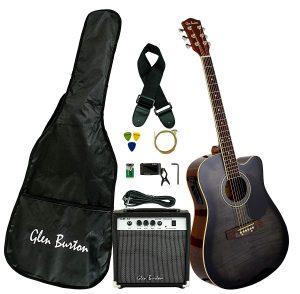 Glen Burton GA204BCO-BK