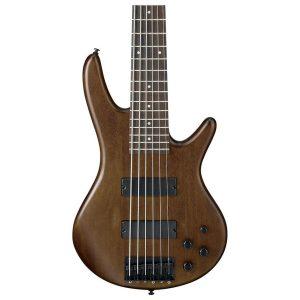 Ibanez Electric Bass Guitar Walnut