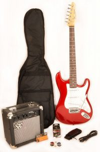 SZ Size Electric Guitar Package